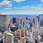 Platz 5: New York City glänzt mit 99 Sternen