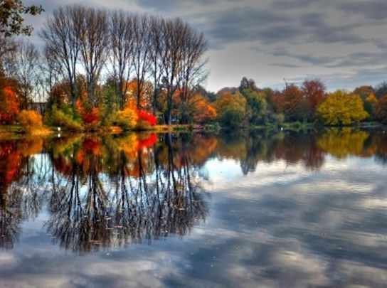 Herbst am Niederrhein