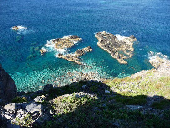 Meeresfarben, Azoren