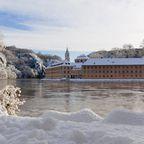 Donaudurchbruch bei Weltenburg