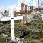 Alter Friedhof bei Ilulissat