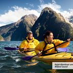 Kajak-Abenteuer am Milford-Sound