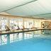 Schwimmbad des Wellnesshotels Oberwiesenhof