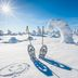 Wintersport geht in Schweden auch ganz gemütlich