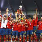 Häufigste Fußball-Weltmeister: Spanien