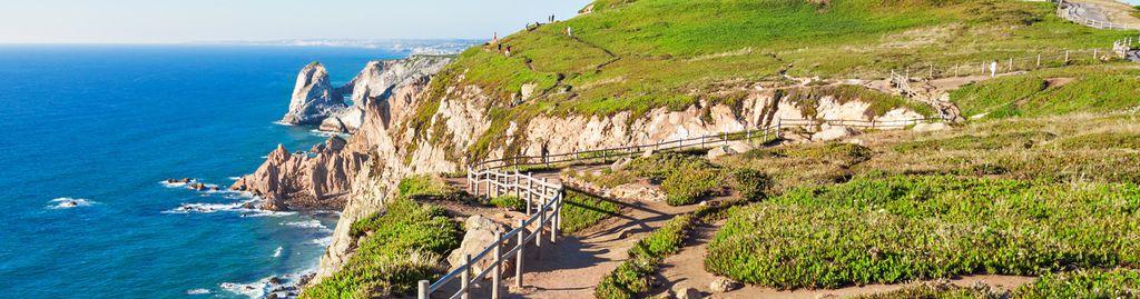Der westlichste Punkt Europas, Cabo da roca