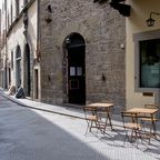 Vom Piazzale Gaetano Salvemini zweigt die Via Petrapiana ab