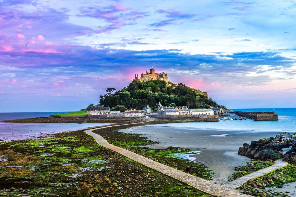 Die schönsten Orte in England: Cornwall
