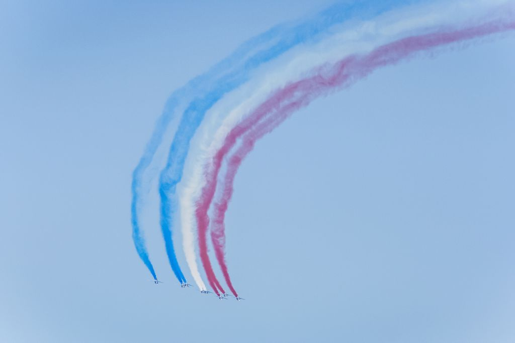 Platz 7: Le Bourget, Frankreich