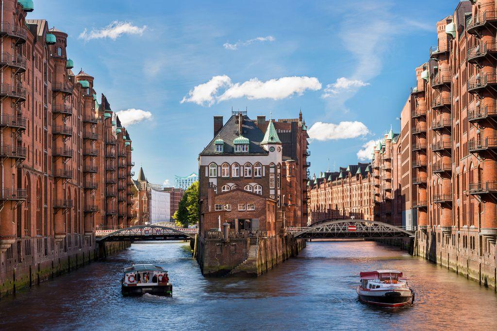 Hamburg: Architektur und Design an der Elbe