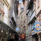 Gasse in St.Michel