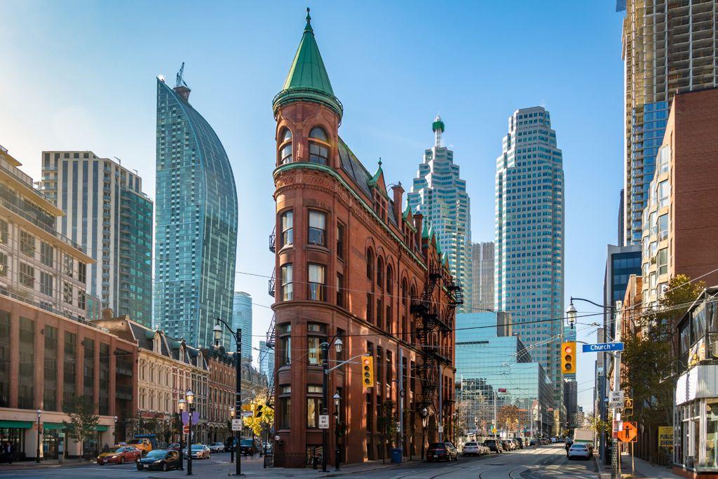 Ontario: Provinz der Hauptstadt und der Legenden