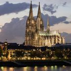 Kölner Dom: Platz drei für das zweithöchste Kirchengebäude Europas