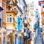 Bürgerliche Häuser prägen das Erscheinungsbild