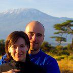 Liebesbekenntnisse vor dem Kilimandscharo