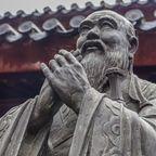 Konfizius-Statue