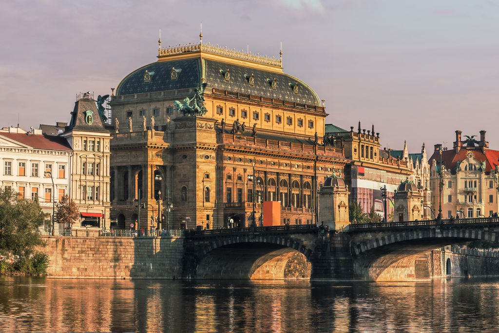 Nationaltheater in Prag