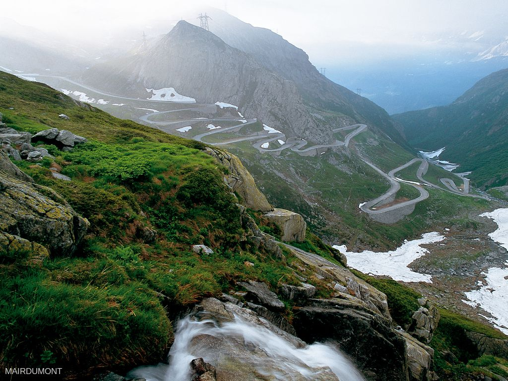 Sankt Gotthard Pass