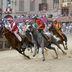 """Pferderennen """"Palio di Siena"""""""