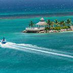 Royal Caribbean: Umweltbewusster Höhenflug auf Coco Cay
