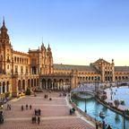 Sevilla: Die Altstadt entführt in ferne Zeiten und Galaxien