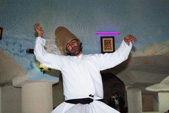 tanzende Derwische in Kappadokien
