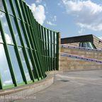 Fassade Neue Staatsgalerie