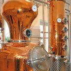 Die Destille der MAENNERHOBBY-Brennerei - © maennerhobby, Agency