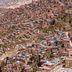 Blick auf die Stadt La Paz