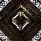 Unter dem Eiffelturm