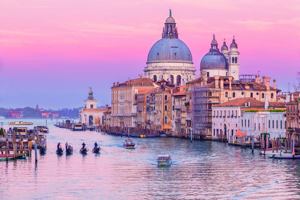 Etwas Kitsch, etwas Pomp und ganz viel Geschichte: Venedig trägt nicht umsonst den Spitznamen