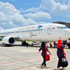 Die 10 besten Airlines 2018, 9. Platz: Garuda Indonesia