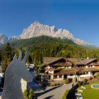 Der Caravanpark Sexten in Südtirol trumpft mit Luxusbadezimmern auf
