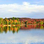 Herbstliche Stimmung in Kanada