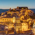 Val di Noto: Nach der Katastrophe kam die spätbarocke Baukunst