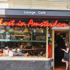 Amsterdams tolerante Coffeeshop-Kultur ist in Europa einmalig.