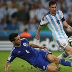 Häufigste Fußball-Weltmeister: Argentinien