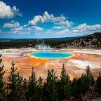 Nummer 6: Yellowstone, USA