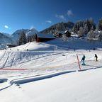 Skifahren am Parsenn und Heuberg in Riezlern