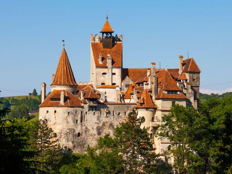 Im transsilvanischen Bran (dt: Törzburg) soll im 14. Jahrhundert Dracula gelebt haben