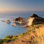 Aktiv im Juni - unterwegs auf Korfu.