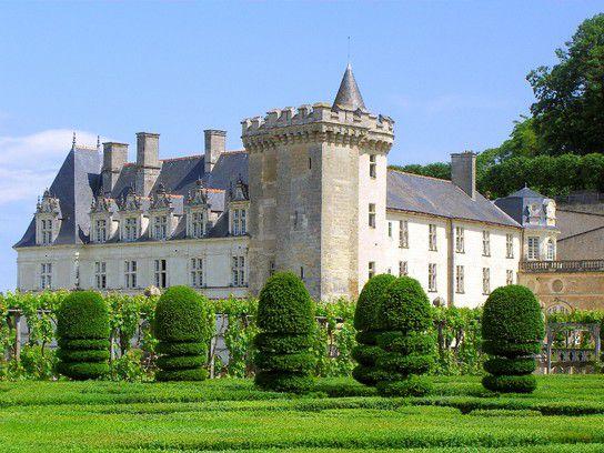 Schloss Villandry