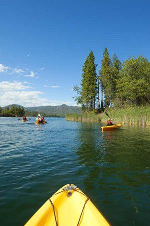 Whiskeytown Lake National Recreation Area