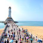 Sanya: Strandurlaub in China