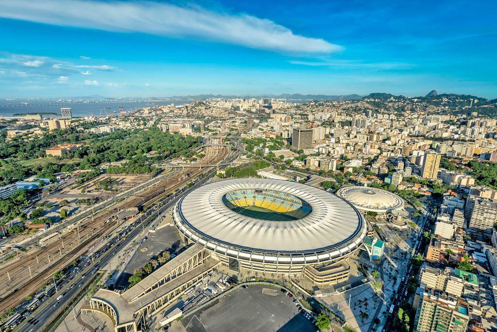 Maracanã: Das Herz der Spiele