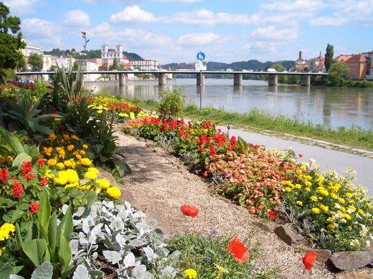 Frühling in Passau