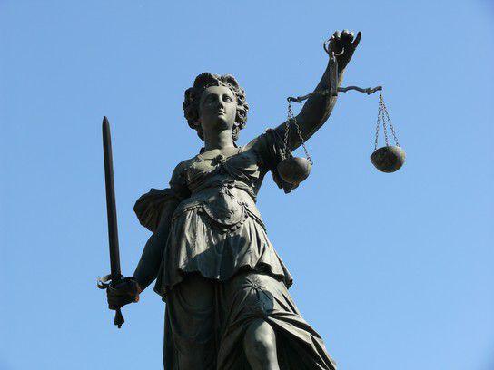 Justitiastatue, Frankfurt a.M.