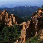 Melnik - Bizarre Sandsteinfelsen