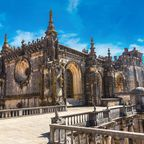 Top 10 Sehenswürdigkeiten in Portugal: Christuskloster in Tomar