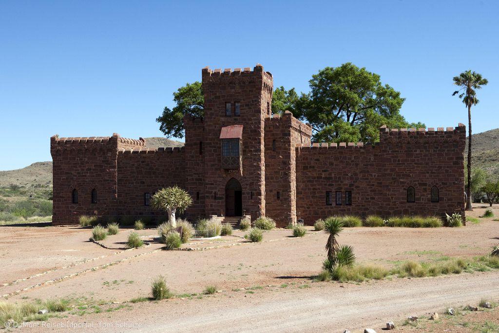 Namibia: Schloss Duwisib
